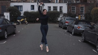 Désirée Ballantyne – AllWeCanDoIsDance