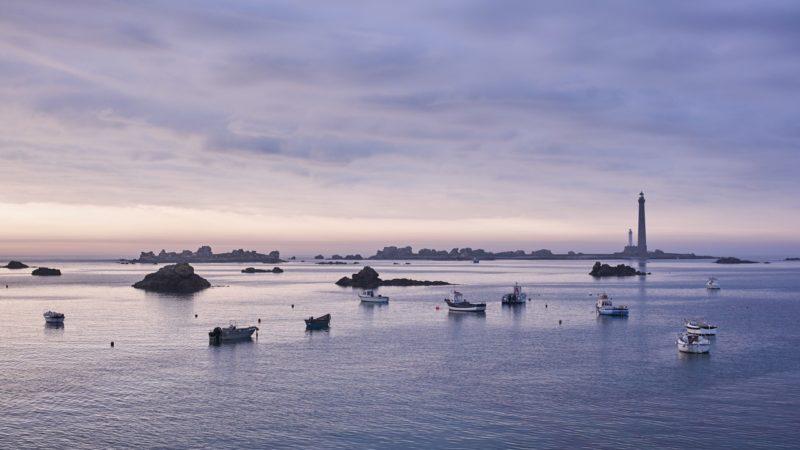 Phare de l'Ile Vierge – France
